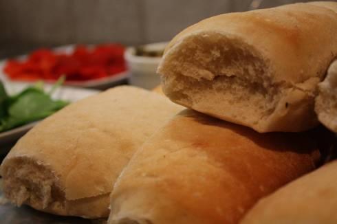 Fresh Ciabatta Bread