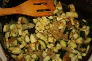 Onion and Cucumber