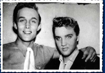 Jimmy Dean and Elvis