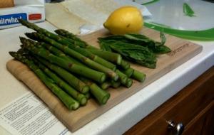 Any last words, Asparagus?