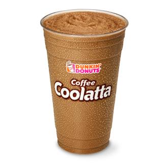 Dunkin Donuts Coolatta