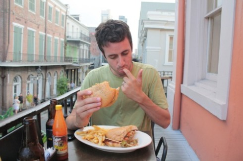 Eating Vegetarian in New Orleans