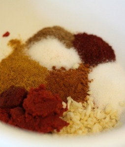 Curry Spice Mixture