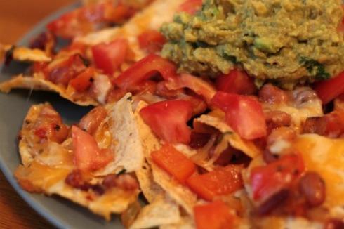 chipotle nachos
