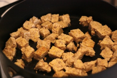 how to cook tempeh